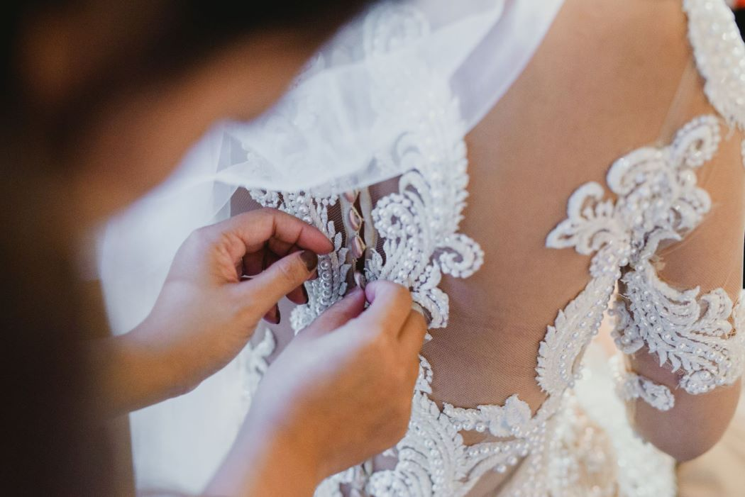 DETAIL DRESS Wedding Ido & Cicilia 28