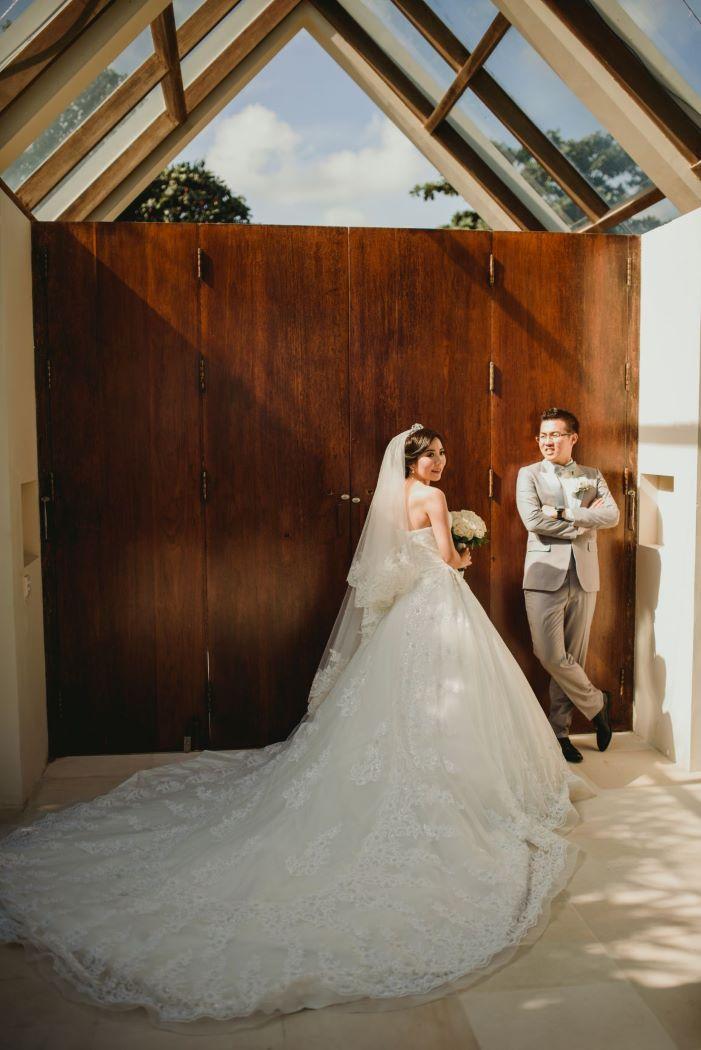 DRESS & SUIT Wedding Willy & Ella-303